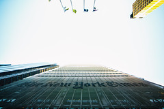 Renzo Piano (Thomas Hawk) Tags: america manhattan nytimes nyc newyork newyorkcity newyorktimes newyorktimesbuilding renzopiano usa unitedstates unitedstatesofamerica architecture