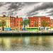 Dublin IR - Liffey River 01