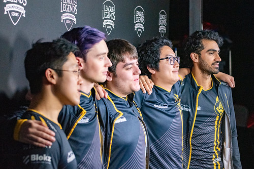 GGS vs 100 - LCS Academy Summer Finals 2019 - a photo on