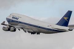 BA Retro - BOAC (Ychocky) Tags: 150500mmf563 boeing747436 britishairways egll gbygc lhr londonheathrow retro sigma