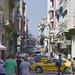 A busy street scene in old Havana, Cuba, 03-16-2019 003