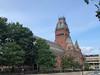 Memorial Hall at Harvard