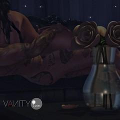 Vanity Poses - Mission Ad (V ♪) Tags: vanityposes vp posefair pfafterdark pf2019 adultevent adultrelease bentopose couplepose sexypose smoothtransition gift posefairlovers secondlife virtualworld 3d