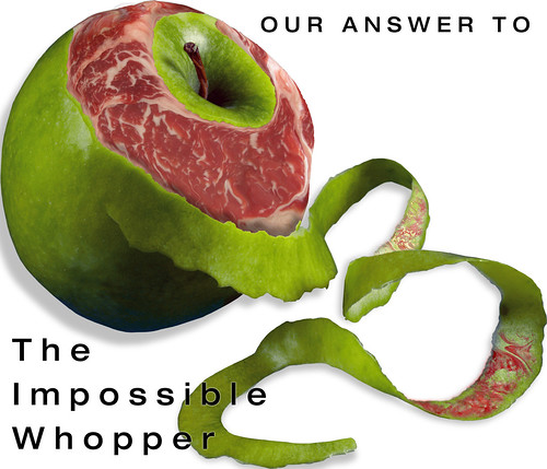 Meat Apple — Meaty Monday
