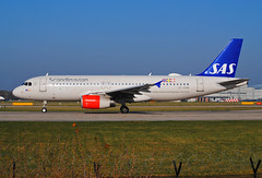 Photo of OY-KAM Scandinavian A320