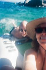 Underwater (laurenlemon) Tags: laurenrandolph film 35mm wwwphotolaurencom laurenlemon underwater toycamera summer 2019