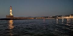 Chania (skumroffe) Tags: oldvenetianharbour harbour harbor port hamn chania chaniatown crete kreta greece hellas ellada grekland lighthouse fyr venetianharbour grecia grèce griechenland