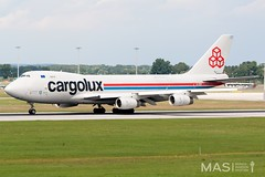 Cargolux B747-400F LX-DCV @ MUC (MASAviation) Tags: aviation avgeek avion aviator aviationpic aviationphotography avporn aviationdaily spotter spotting munich münchen muc munichairport mucairport mucmoments cargolux boeing b747