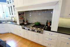 kitchen remodel with Honed Soapstone Countertop, custom white cabinetry & golden wood floors in Placentia, OC https://www.aplushomeimprovements.com/portfolio_page/orange-county-historical-home-in-placentia-traditional-kitchen-remodel-custom-cabinetst54/ (Aplus Interior Design & Remodeling) Tags: kitchenremodel kitchen kitchenrenovation kitchencabinets kitchenandbath orangecounty oc orange contracting california contractors construction customcabinets