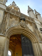 Photo of Kings College Gatehouse