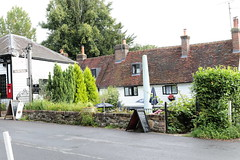 The Spotted Dog Penshurst Kent UK (davidseall) Tags: the spotted dog pub pubs inn tavern bar public house houses penshurst kent uk gb british english village country