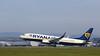 EI-FOF Boeing 737, Edinburgh