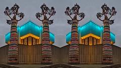 The Temple of Baobab (Rob Oo) Tags: england london unitedkingdom gimp londen ccby40 ro016b urban architecture thetempleofbaobab