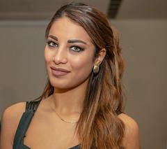 Brunette (Paul Saad) Tags: lebanon beirut model portrait beauty beautifull d850 nikon close face faces woman women girls color brunette