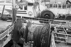 Puerto de Burela, Lugo. (fcuencadiaz) Tags: burela lugo galicia plustek pueblosespaña pelicula puertos analogica fotografiaargentica film fotografiaquimica 35mm objetivosfijos objetivosmanuales leica m7 monocromo byw blancoynegro summicron rangefinder reveladomanual reveladoquimico telemétricas