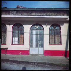 village shop (Vinzent M) Tags: brillant heliar 75 zniv voigtländer macedonia fyrom македонија kodak portra bitola monastir битола манастир bukovo буково