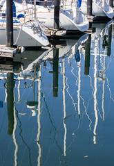 Yachts in Sausalito (Teelicht) Tags: california kalifornien marincounty nordamerika northamerica sausalito usa unitedstatesofamerica vereinigtestaaten yachts marina harbor harbour