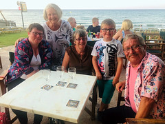 Bye Bye to the Bidmead Family (RobW_) Tags: ritsa mandy ian ann luke bidmead family farewell beautiful jacqui freddiesbar tsilivi zakynthos greece tuesday 06aug2019 august 2019