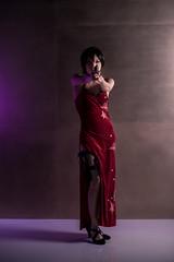 Ada Wong (DanSeiter) Tags: otakon otakon2019 otakoncosplay cosplay cosplayer cosplayphotoshoot cosplayphotography cosplaygirl adawong adawongcosplay adacosplay residentevil residentevilcosplay