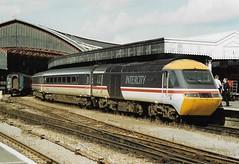 43187 110993 (stevenjeremy25) Tags: intercity 125 railway train speed high 43 253 hst 43187