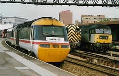 43179 191093 (stevenjeremy25) Tags: intercity 125 railway train speed high 43 253 hst 43179 47296 newport