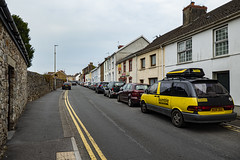 Photo of Kidwelly, Wales.