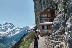 Aescher (ruf450) Tags: photography travel explore getoutside roamtheplanet wanderlust outdoors scenic takeahike landscapephotography xpro2 alpstein switzerland
