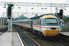 43191 43176 050992 (stevenjeremy25) Tags: intercity 125 railway train speed high 43 253 hst 43191 43176 stafford