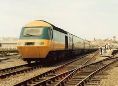 43139 43140 2 190683 (stevenjeremy25) Tags: intercity 125 railway train speed high 43 253 hst 43139 43140 aberystwyth cambrian excursion 253035