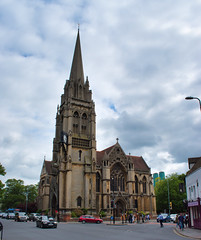 Photo of Our Lady and the English Martyrs Church - Cambridge, England