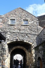 Carrickfergus Castle on the way to Belfast (Chrisjam2009) Tags: ireland chrisjames canoneosm5 castle holiday carrickfergus