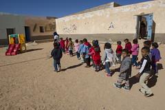 EU humanitarian aid for Sahrawi refugees in Algeria (EU Civil Protection and Humanitarian Aid) Tags: sahrawi algeria northafrica refugees europeancommission europeanunion humanitarianaid dgecho children education educationinemergencies eie school school4all classroom student