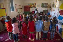 EU humanitarian aid for Sahrawi refugees in Algeria (EU Civil Protection and Humanitarian Aid) Tags: school children algeria student education classroom northafrica refugees europeanunion algérie europeancommission humanitarianaid sahrawi eie educationinemergencies dgecho school4all