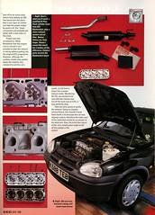 Blydenstein Vauxhall Corsa 1.4 8v (2) (Nivek.Old.Gold) Tags: billblydenstein vauxhall corsa sri 14 8v