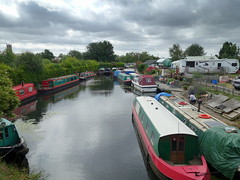 Boats at the Ashton basin of Lancaster Canal at Preston (Tony Worrall) Tags: city uk greatbritain england english wet water outside outdoors photo stream nw shoot tour open place shot northwest britain sale country north stock captured picture visit location lancashire area gb buy preston british ashton capture sell update caught item attraction lancs lancastercanal ashtononribble instragram ilobsterit photosofpreston welovethenorth homes boats canal dock live basin terminus