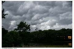 I've looked at clouds from both sides now (James0806) Tags: wickford rhodeisland usa academycove clouds thunderstorms sky graysky