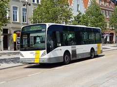 BEL Lijn 4262 ● Brugge (Roderik-D) Tags: 4262 vanhool brugge busstationtzand hwl598 stadsbus stadtbus citybus delijn42444277