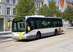 BEL Lijn 4969 ● Brugge (Roderik-D) Tags: 4969 vanhool newa309 brugge busstationtzand ppv436 stadsbus stadtbus citybus delijn49644979