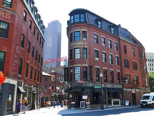 Boston fan photo