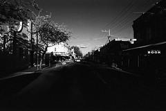 Book (OzGFK) Tags: 35mm fitzroynorth kodaktrix nikkor nikonf3 trix analog blackandwhite film monochrome contrast shadowandlight redfilter brightday