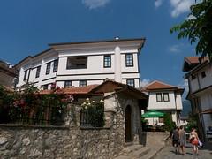 Villa St. Sofija in Ohrid Town, Macedonia (yhila) Tags: hotel ohrid macedonia