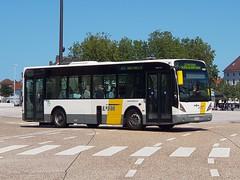 BEL Lijn 4267 ● Brugge (Roderik-D) Tags: vanhool 4267 newa308 brugge busstationtzand byq465 stadsbus stadtbus citybus delijn42444277