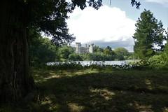Eastnor Castle (jacquemart) Tags: eastnorcastle ledbury herefordshire historichouse castle lake