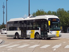 BEL Lijn 5871 ● Brugge (Roderik-D) Tags: 5871 vanhool newa309 brugge busstationtzand 1lhx078 stadsbus stadtbus citybus