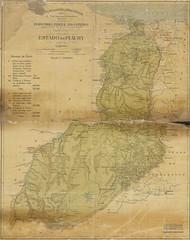 Mapa do Estado do Piauí, 1913 (Arquivo Nacional do Brasil) Tags: piauí nordeste mapas map maps mapa arquivonacional arquivonacionaldobrasil nationalarchives nationalarchivesofbrazil