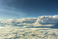 Growing Thunderstorms I (GirarFly798) Tags: aviation aircraft airbus cockpit cockpitview flightdeck