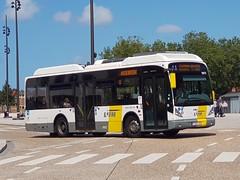 BEL Lijn 5872 ● Brugge (Roderik-D) Tags: brugge 5872 vanhool newa309 midibus busstationtzand 1lhx121 stadtbus stadsbus citybus