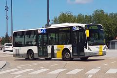 BEL Lijn 4694 ● Brugge (Roderik-D) Tags: 4694 vanhool newa309 brugge busstationtzand svd148 stadsbus stadtbus citybus delijn46644707