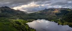 Across the Pond (http://www.richardfoxphotography.com) Tags: benledi benaan lochkatrine lochachray scotland scottishhighlands panoramic