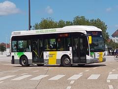 BEL Lijn 5353 ● Brugge (Roderik-D) Tags: vanhool 5353 brugge busstationtzand hvb004 stadtbus stadsbus citybus a308hyb delijn53535357